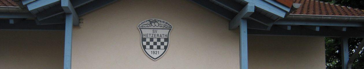 SV Hetzerath 1921 e.V.   100 Jahre Sport
